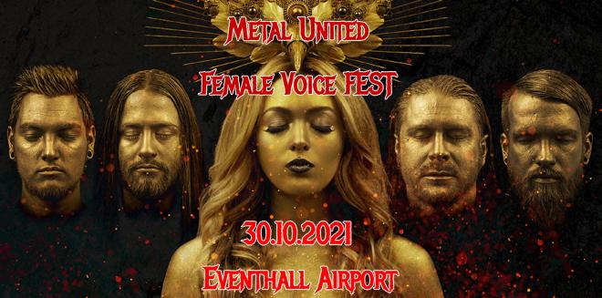 """Metal United Female Voice Fest """"Vera Lux"""""""