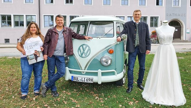 Hochzeitsmesse Wedding LOVE 2021 in der Stadthalle Maxhütte-Haidhof